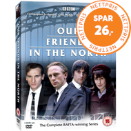 Produktbilde for Our Friends In The North: Complete Series (UK-import) (DVD)