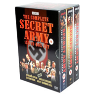 Secret Army: The Complete Series 1-3 (UK-import) (DVD)