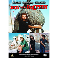 Produktbilde for Boy On A Dolphin (UK-import) (DVD)