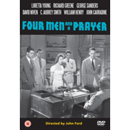 Four Men And A Prayer (UK-import) (DVD)