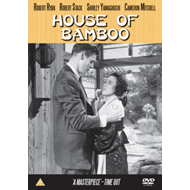 House Of Bamboo (UK-import) (DVD)