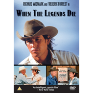 When The Legends Die (UK-import) (DVD)