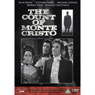 Produktbilde for The Count Of Monte Cristo (UK-import) (DVD)