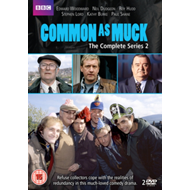 Produktbilde for Common As Muck: The Complete Series 2 (UK-import) (DVD)