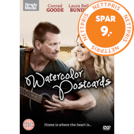 Watercolour Postcards (UK-import) (DVD)