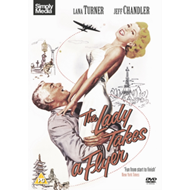 Produktbilde for The Lady Takes A Flyer (UK-import) (DVD)