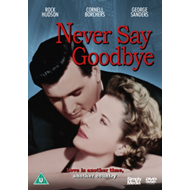 Never Say Goodbye (UK-import) (DVD)