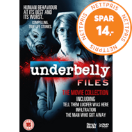 Produktbilde for Underbelly Files: The Movie Collection (UK-import) (DVD)