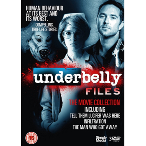 Underbelly Files: The Movie Collection (UK-import) (DVD)
