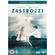 Produktbilde for Zastrozzi, A Romance: The Complete Series (UK-import) (DVD)