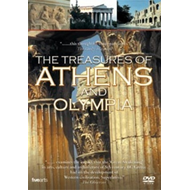 Produktbilde for The Treasures Of Athens And Olympia (UK-import) (DVD)