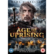 Produktbilde for Age Of Uprising - The Legend Of Michael Kohlhaas (UK-import) (DVD)