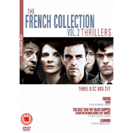 French Collection: Volume 2 - Thrillers (UK-import) (DVD)
