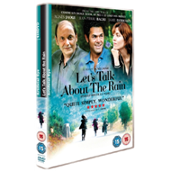 Produktbilde for Let's Talk About The Rain (UK-import) (DVD)
