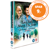 Let's Talk About The Rain (UK-import) (DVD)