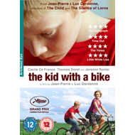 Produktbilde for The Kid With A Bike (UK-import) (DVD)