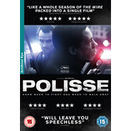 Polisse (UK-import) (DVD)
