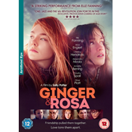 Produktbilde for Ginger And Rosa (UK-import) (DVD)