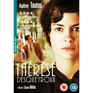 Produktbilde for Therese Desqueyroux (UK-import) (DVD)