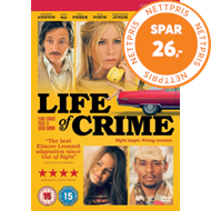 Produktbilde for Life Of Crime (UK-import) (DVD)