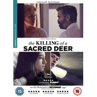 Produktbilde for The Killing Of A Sacred Deer (UK-import) (DVD)