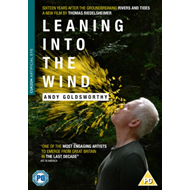 Leaning Into The Wind - Andy Goldsworthy (UK-import) (DVD)