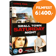 Produktbilde for Small Town Saturday Night (UK-import) (DVD)