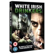 Produktbilde for White Irish Drinkers (UK-import) (DVD)