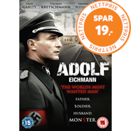 Produktbilde for Adolf Eichmann (UK-import) (DVD)