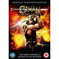 Conan The Destroyer (UK-import) (DVD)