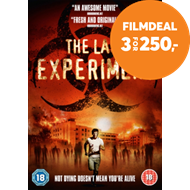 Produktbilde for The Last Experiment (UK-import) (DVD)