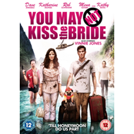 You May Not Kiss The Bride (UK-import) (DVD)