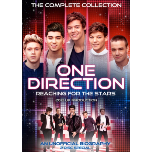 One Direction: Reaching For The Stars - Part 1 And 2 (UK-import) (DVD)