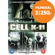 Produktbilde for Cell K-11 (UK-import) (DVD)