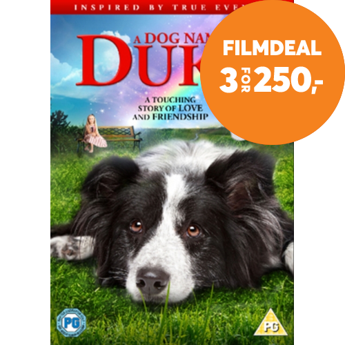A Dog Named Duke (UK-import) (DVD)