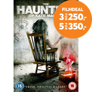 Produktbilde for The Haunting Of Katie Malone (UK-import) (DVD)