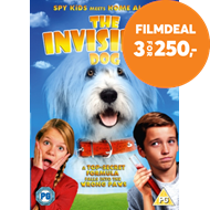 Produktbilde for The Invisible Dog (UK-import) (DVD)