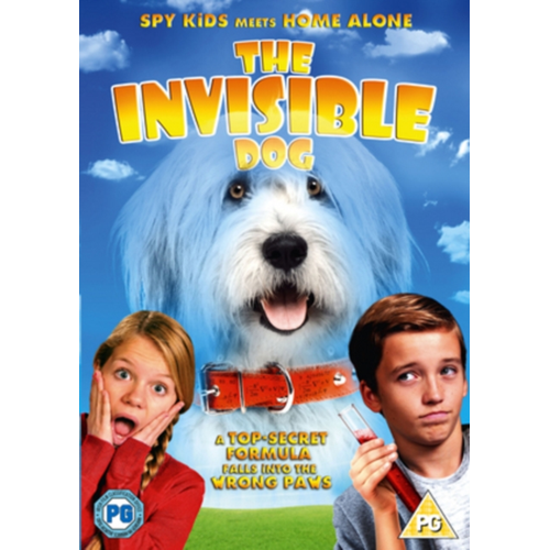 The Invisible Dog (UK-import) (DVD)
