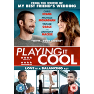 Produktbilde for Playing It Cool (UK-import) (DVD)