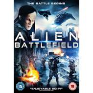 Produktbilde for Alien Battlefield (UK-import) (DVD)