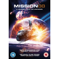 Produktbilde for Mission 88 (UK-import) (DVD)