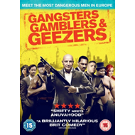 Gangsters Gamblers & Geezers (UK-import) (DVD)