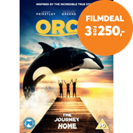Produktbilde for Orca - The Journey Home (UK-import) (DVD)
