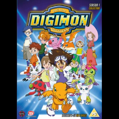 digimon digital monsters and so it begins