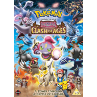 Pokémon The Movie: Hoopa And The Clash Of Ages (UK-import) (DVD)