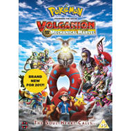 Pokémon The Movie: Volcanion And The Mechanical Marvel (UK-import) (DVD)