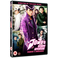 Produktbilde for Jojo's Bizarre Adventure: Diamond Is Unbreakable (UK-import) (DVD)