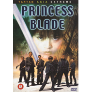 Produktbilde for Princess Blade (UK-import) (DVD)
