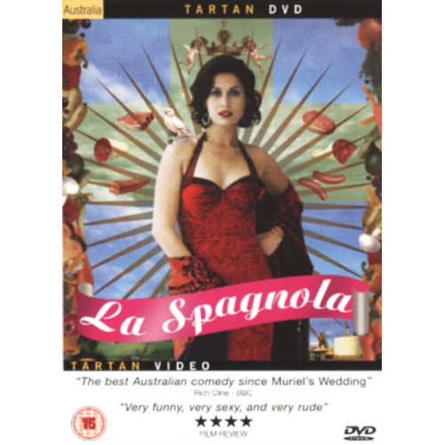 La Spagnola (UK-import) (DVD)