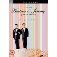 Produktbilde for Andrew And Jeremy Get Married (UK-import) (DVD)